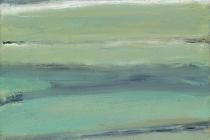 "Beach Lines #2, 12' x 9"""