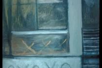 """Memoires verts, 60"""" x 48"""""""